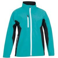 Galvin Green Junior Richie Paclite Waterproof Golf Jacket Turquoise