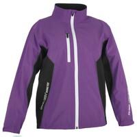 Galvin Green Junior Richie Paclite Waterproof Golf Jacket Purple