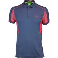 Hugo Boss Paule Pro 1 Golf Shirt Nightwatch FA15