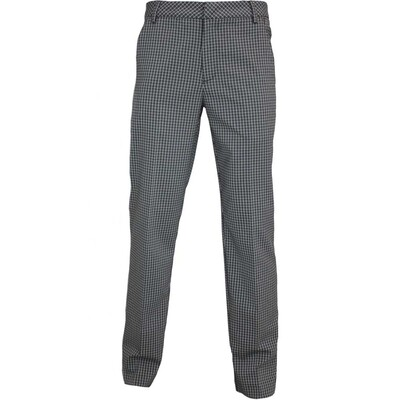 Puma Plaid Tech Golf Trousers Black AW15