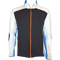 Galvin Green David Insula Golf Jacket Black-Summer Sky AW15