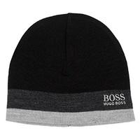 Hugo Boss Ciny Golf Beanie Hat Black FA15