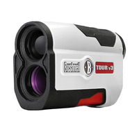 Bushnell Golf Tour v3 Jolt Laser Rangefinder White