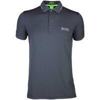 Hugo Boss Paule Pro Golf Shirt Black PS16