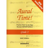 Aural Time Grade 3 (Turnbull)