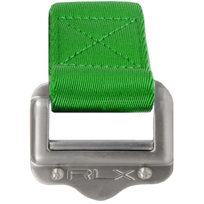 RLX Golf Belt Tour Web Preppy Green SS16