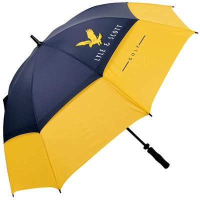 Lyle Scott Golf Umbrella Haddow Navy SS17