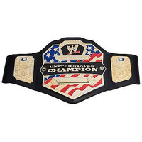 Wwe United States Championship Belt