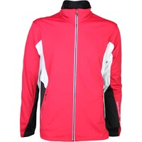 Galvin Green Windstopper Golf Jacket - BRIAN Electric Red