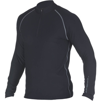 Galvin Green Golf Base Layer - EDISON Thermal Shirt - Black SS17