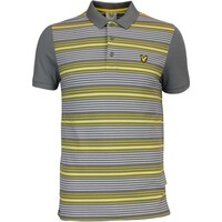Lyle & Scott Golf Shirt - Lamberton - Slate AW16