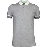 Hugo Boss Golf Shirt - Paule Pro - Grey Melange FA16