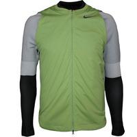 Nike Golf Jacket - Zoned Aerolayer - Palm Green SS17