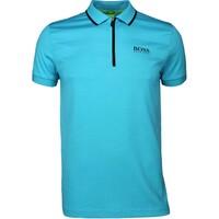 Hugo Boss Golf Shirt - Pronghorn Pro - Peacoack Blue SP17