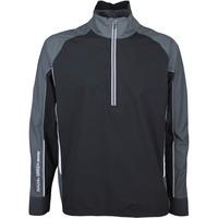 Galvin Green C-Knit Waterproof Golf Jacket - ALDRIN - Black 2017