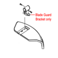 Click to view product details and reviews for Mitox Replacement Brushcutter Blade Guard Bracket Mibg43026 1.