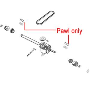 Al Ko Gearbox Pawl Pair 704068