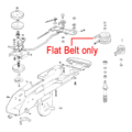 Click to view product details and reviews for Al Ko Flat Belt Scythe Cultivator 402906.