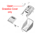 Click to view product details and reviews for Al Ko Lawnmower Grassbag Upper Box Cover 46346540.
