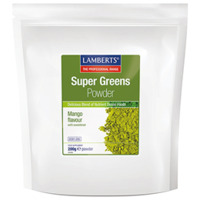 lamberts-super-greens-powder-mango-flavour-200g