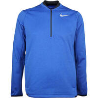 Nike Golf Pullover - Therma Fit Half Zip - Blue Jay AW17