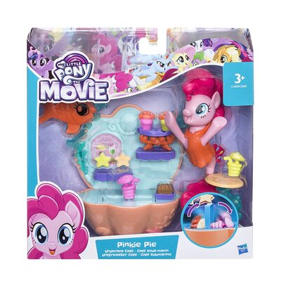 My Little Pony Pinkie Pie Undersea Café Playset