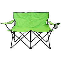 Charles Bentley Double Folding Camping Chair