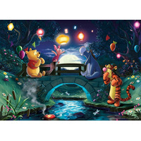 Ravensburger Disney Winnie The Pooh Sky Lanterns Puzzle (1000 Pieces)