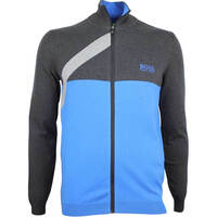 Hugo Boss Golf Jumper - Zup Pro - Daphne Blue PF18