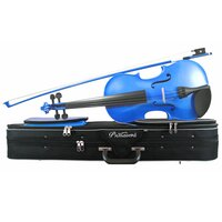 Primavera Rainbow Violin Outfit Blue 1/2