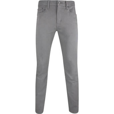 G/FORE Golf Trousers - Stretch 5 Pocket Pant - Charcoal AW18