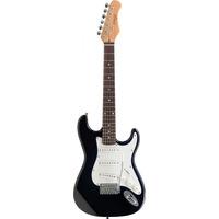 Electric Guitar 3/4 Size Black