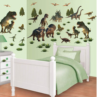 Dinosaur Land Wall Sticker Set