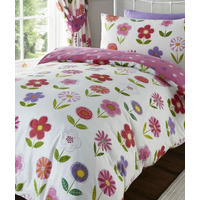 Little Flower Junior Bedding Set