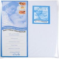 Double Waterproof Mattress Protector