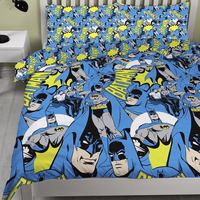 Batman Double Duvet - Hero