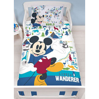 Mickey Mouse Toddler Bedding - Wanderer