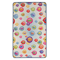 ABC / Number Balloons Reversible Rug 100 x 165 cm