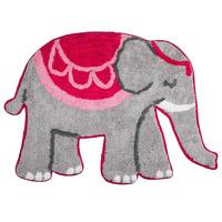 Mandala Elephant Rug 50 x 65 cm