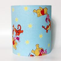 Winnie the Pooh Medium Fabric Light Shade