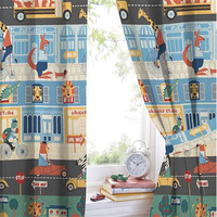 Out N About Curtains 72s - Hiccups