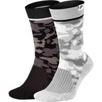Nike Golf Socks - SNKR Sox Crew - Neutral Camo 2019