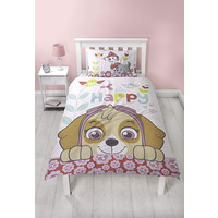 Paw Patrol Bedding. Single Duvet, Sky Bright