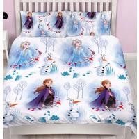 Disney Frozen 2 Double Bedding - Element