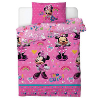 Minnie Mouse Single Duvet - Cute