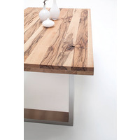 Othello 180cm Oak Dining Table With Wide Top