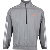 adidas Golf Jacket - Collection Ø Woven HZ Pullover - Grey Five SS20