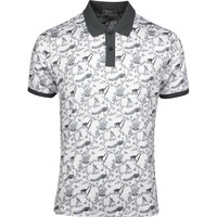 G/FORE Golf Shirt - Toile Polo - Snow SS20