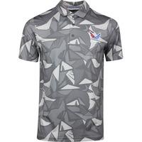 PUMA Golf Shirt - Volition Americamo Polo - Quiet Shade SS20