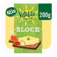 Vitalite - Vitalite Dairy Free Cheese block (200g)